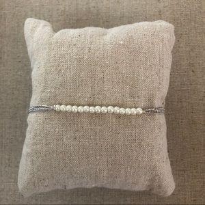 ⚪️ Stella and Dot Pearl Wishing Bracelet ⚪️